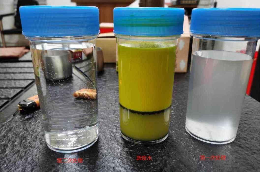 研磨液废水处理直排设备