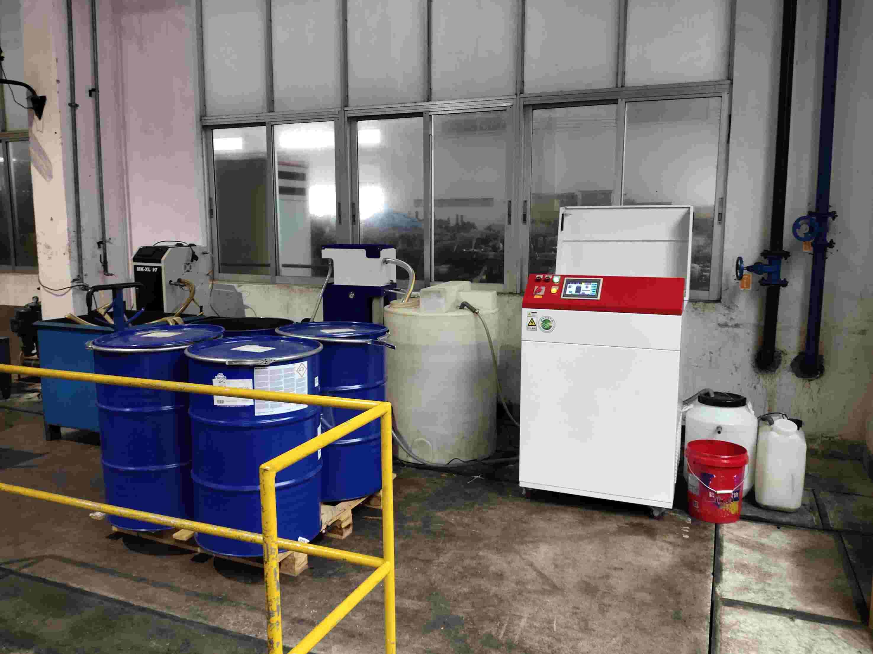 高浓度有机废水处理-羽杰科技