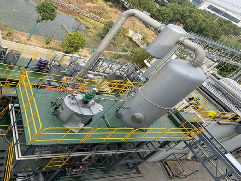 废水处理设备mvr污水蒸发器的优缺点